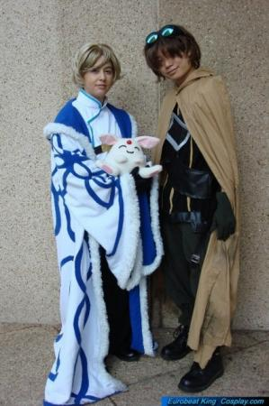 Fai D. Flowright / Yuui from Tsubasa: Reservoir Chronicle worn by Anime Angel Blue
