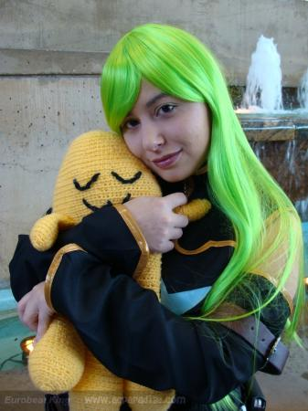 C.C. from Code Geass R2 worn by Anime Angel Blue