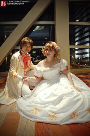 Sakura Kinomoto from Card Captor Sakura worn by Anime Angel Blue