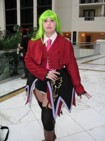Leviathan from Umineko no Naku Koro ni worn by Anime Angel Blue
