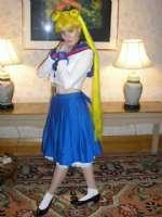 Usagi Tsukino from Sailor Moon Sailor Stars worn by Technopoptart