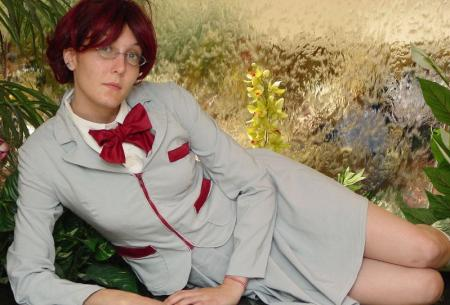 Chizuru Honsho from Bleach worn by Technopoptart