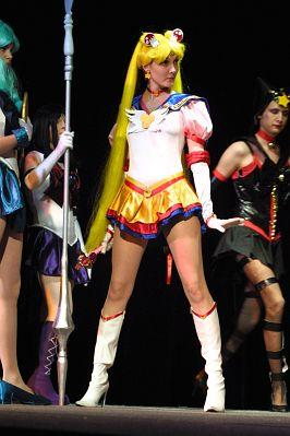 Eternal Sailor Moon from Sailor Moon Sailor Stars worn by Technopoptart