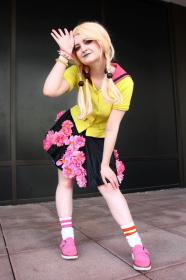 Yasuho Hirose from Jojo's Bizarre Adventure worn by BalthierFlare
