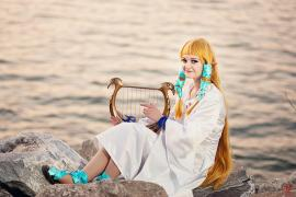 Zelda from Legend of Zelda: Skyward Sword worn by BalthierFlare