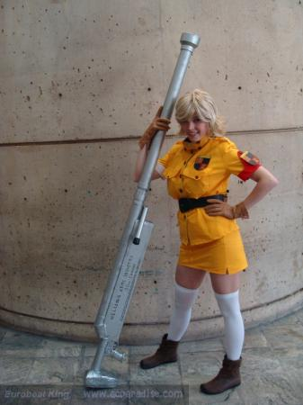 Victoria Seras from Hellsing