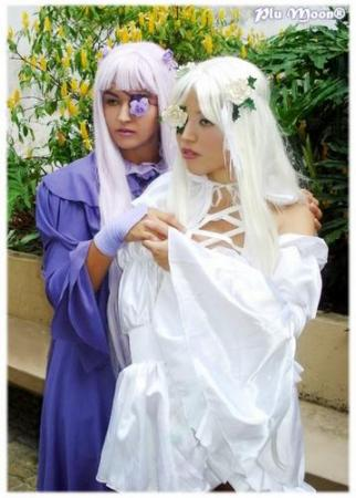 Bara Suishou from Rozen Maiden worn by Yune Kris