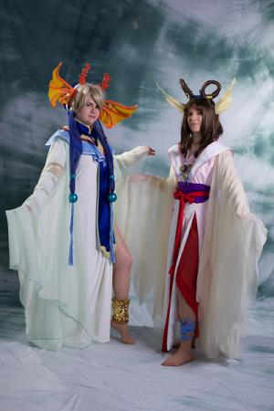 Yui Hongo from Fushigi Yuugi worn by Elly~Star