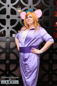 Gadget Hackwrench from Chip 'n Dale Rescue Rangers by Elly~Star