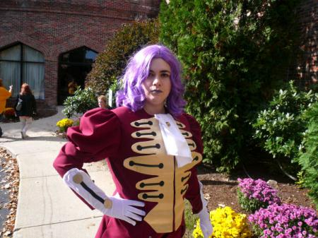 Cornelia Li Britannia from Code Geass