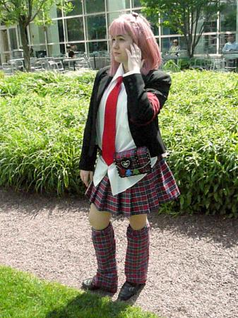 Amu Hinamori from Shugo Chara!