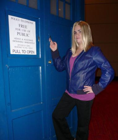 Rose Tyler from Doctor Who