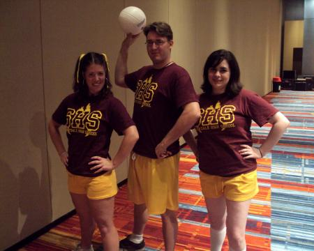Sunnydale High School Dodgeball Team from Buffy the Vampire Slayer worn by Elly~Star