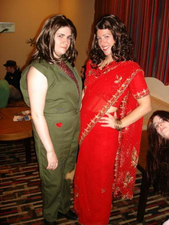 Kaylee Frye from Firefly worn by Elly~Star
