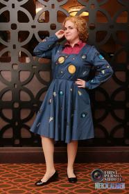 Ms. Frizzle from The Magic School Bus by Elly~Star