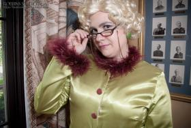 Rita Skeeter from
