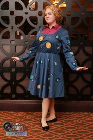 Ms. Frizzle from The Magic School Bus worn by Elly~Star