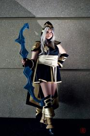 Ashe from League of Legends worn by Elly~Star