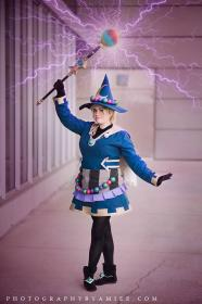 Black Mage from Final Fantasy Explorers worn by Elly~Star