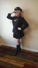 Lady Blackhawk from DC Comics worn by Elly~Star