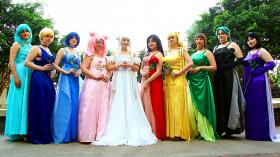 Princess Pluto from Sailor Moon worn by Elly~Star