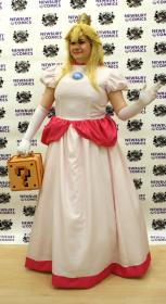 Princess Peach Toadstool from Super Mario Brothers Series by Elly~Star