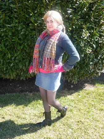 Rose Tyler from Doctor Who worn by Elly~Star