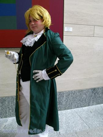Jack Bezarius from Pandora Hearts