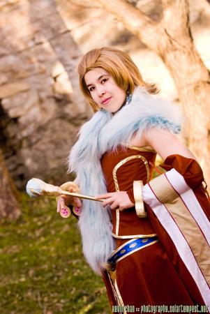 Professor / Scholar from Ragnarok Online (Worn by Mage)