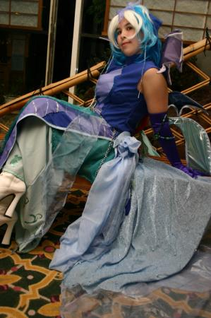 Leviathan from Final Fantasy worn by Mage