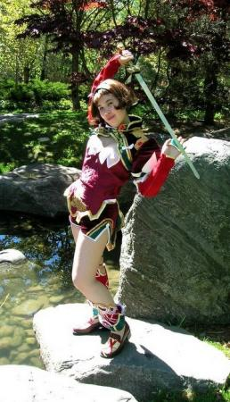 Xianghua Chai from Soul Calibur 2 worn by Mage