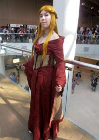 Cersei Lannister from Game of Thrones worn by Mage