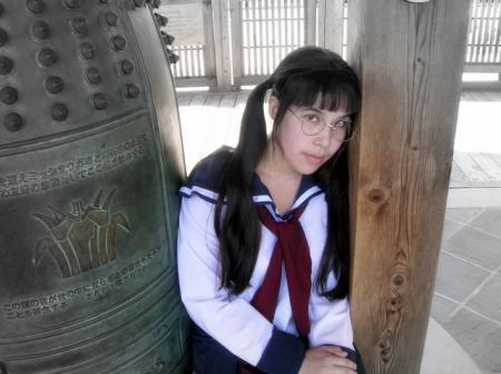 Megumi Kurogane from GateKeepers