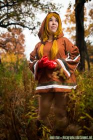 Geomancer from Final Fantasy Tactics worn by Mage
