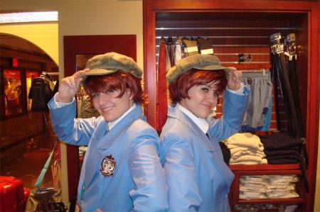 Hikaru Hitachiin from Ouran High School Host Club (Worn by roxyryoko)