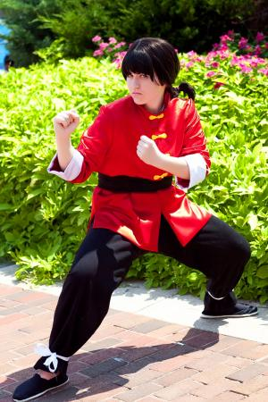 Ranma Saotome from Ranma 1/2 worn by roxyryoko