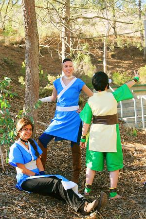 Sokka from Avatar: The Last Airbender worn by Rya