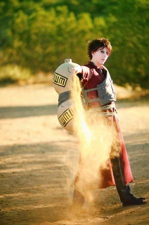 Gaara from Naruto Shippūden worn by Rya