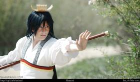 Hakuryuu Ren from