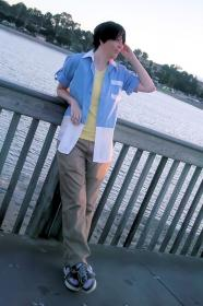 Haruka Nanase from Free! - Iwatobi Swim Club worn by Rya