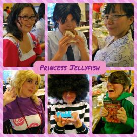 Kuranosuke Koibuchi from Princess Jellyfish