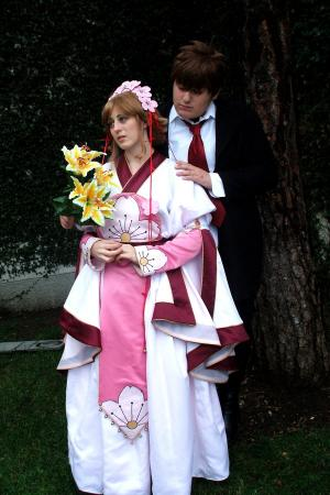 Kurogane from Tsubasa: Reservoir Chronicle worn by maggifan