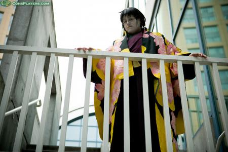 Watanuki Kimihiro from xxxHoLic worn by maggifan