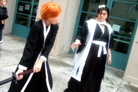 Kuchiki Byakuya from Bleach worn by maggifan