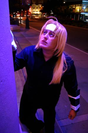 Edward Elric from FullMetal Alchemist: Brotherhood worn by maggifan