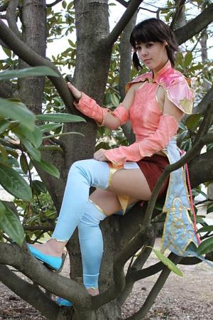 XiangHua from Soul Calibur 4 worn by Monika Lee