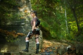 Lara Croft from Tomb Raider worn by Monika Lee