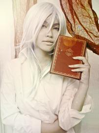Shogo Makishima from Psycho-Pass worn by susan