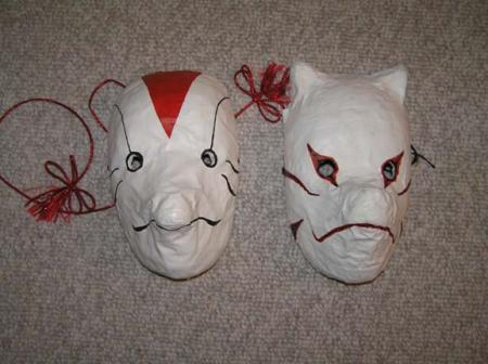 ANBU from Naruto worn by susan