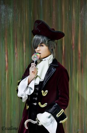 Ciel Phantomhive from